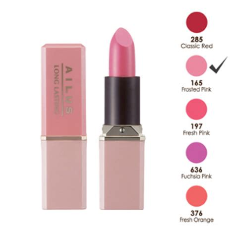 5 rekomendasi lipstik yang bagus dan berkualitas dengan