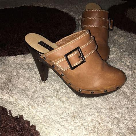 48 steve madden shoes steve madden slide clogs high heels from cherry s closet on poshmark