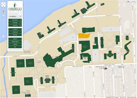 Oswego Search Suny Oswego Map My