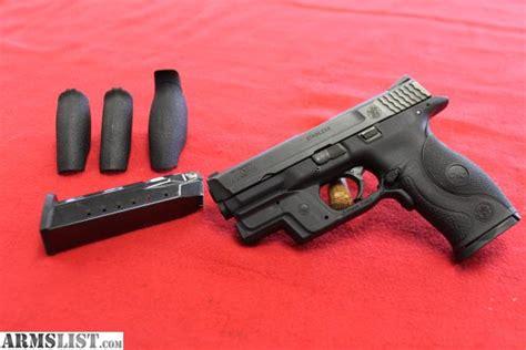 Armslist For Sale Smith Wesson M P 40 W Light Laser