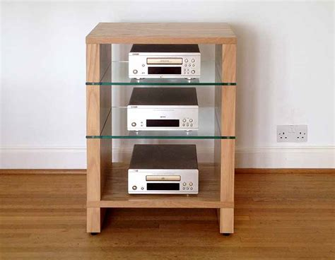 Wooden Hifi Cabinet by Hifi Stand Audinni Cabinet Av Audio Four Five Six