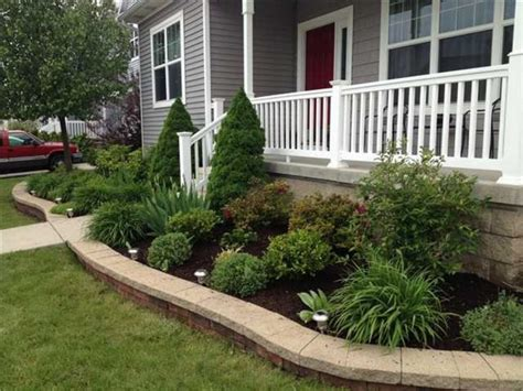 front of house landscaping ideas theydesign net 130 simple fresh and beautiful front yard landscaping