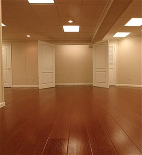 basement wood flooring millcreek faux wood moldproof