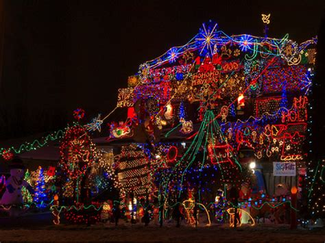 the 10 greatest holiday light displays of all time rave