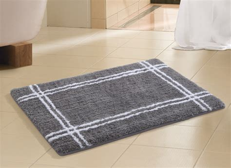 gray bathroom rug sets two microfiber and memory foam bathmat sets