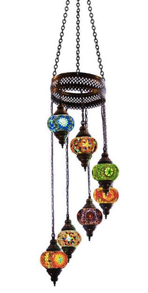 mosaic glass pendant light 195 best images about glass on pinterest