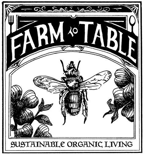 Farm To Table Sustainable Organic Living Farm To Table
