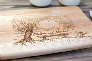 wedding cutting board cutting board wedding gift engagement gift anniversary by woodlack