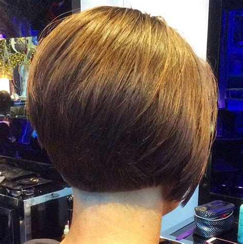 short stacked hair long front stacked hairstyles long in front short in back short