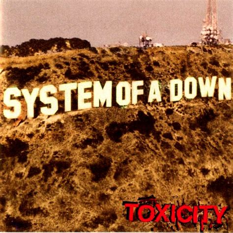 System Of A Down Toxicity Album | way back wednesday album toxicity system of a down