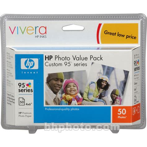 Hp 95 Color Cartridge hp 95 tri color inkjet print cartridge 7ml q7946an b h photo
