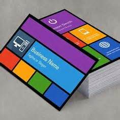 computer business cards templates free business card templates business and templates on