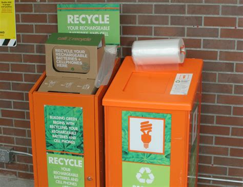 the home depot call2recycle the home depot recycles one