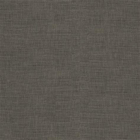effect design bacau lutece plain black taupe fabric tweed effect wallpaper