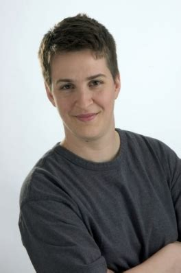 rachal maddows haircut today is rachel maddow s birthday at 37 she s a