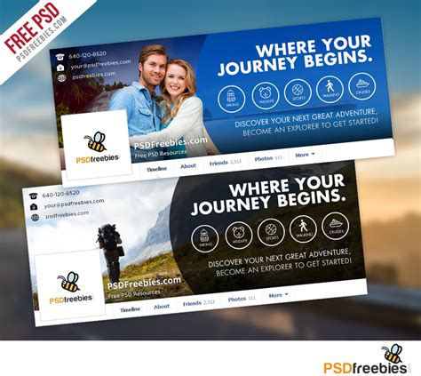 Resume Design Online by Travel Facebook Timeline Covers Free Psd Templates