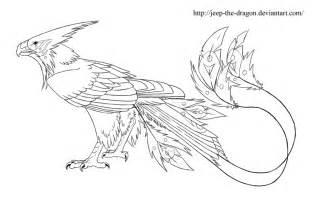 messenger hawk line art 2 by jeep the dragon on deviantart