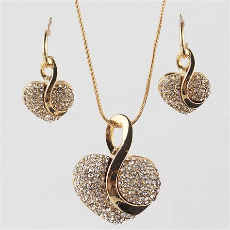 fashion new brand vintage jewelry sets pendant