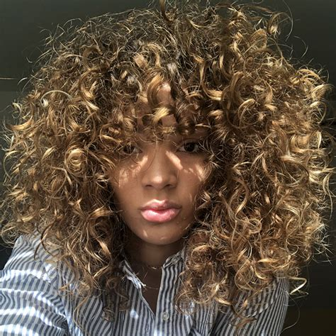 Caring for Fine Curly Hair   NaturallyCurly.com