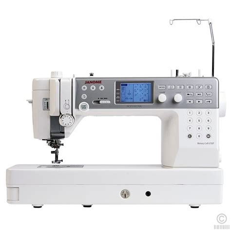 Quilting Machines Prices by Janome Mc6700p Professional Sewing Machine Compare Our