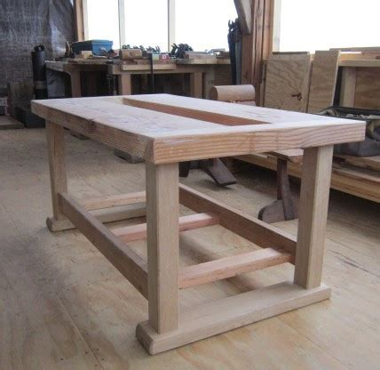 cheap  sturdy workbench plans wooden   table