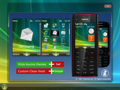 themes nokia for x2 themes for nokia x2 02 in nth format