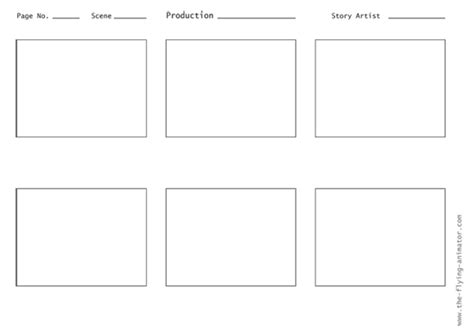 story board template free coloring pages of storyboard template