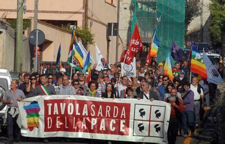 tavola della pace sardegna in movimento azione nonviolenta