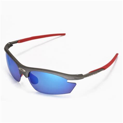 Rudy Project Lensa Minuspluscylinder walleva blue lenses for rudy project rydon sunglasses