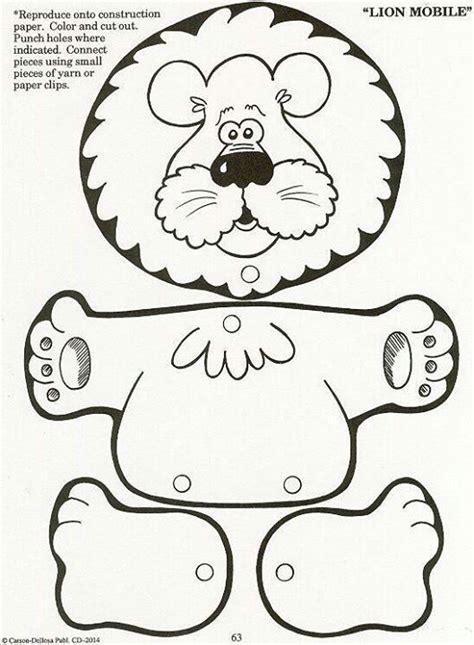 lion puppet theme animals pinterest