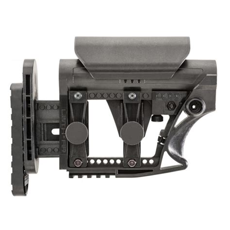 Luth Ar Stock Mba 3 by Luth Ar Mba 3 Carbine Adjustable Stock Earthquake Targets