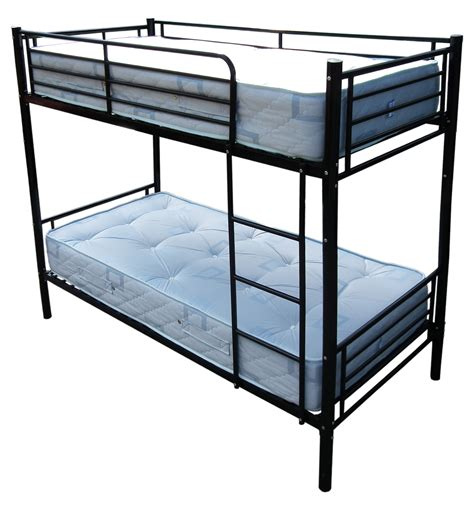 black loft bed with black metal bunk beds metal twin over twin bunk bed in