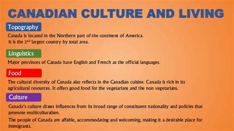 canadian cultural exchange program a program of virtue