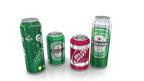 beer can beer cans 3d model max obj 3ds fbx c4d lwo lw lws