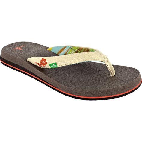 sandals sanuk sanuk paradise sandals s glenn
