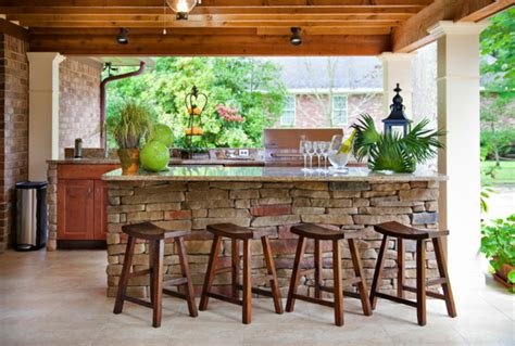 Patio Kitchen Designs by 70 Awesomely Clever Ideas For Outdoor Kitchen Designs