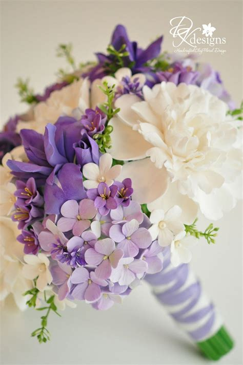 Wedding Bouquet Japan by Bouquet Peonies Cherry Blossoms Hyacinth Wisteria