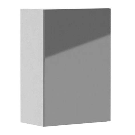 white melamine cabinet doors eurostyle 21x30x12 5 in cordoba wall cabinet in white melamine and door in gray w2130 w cordo