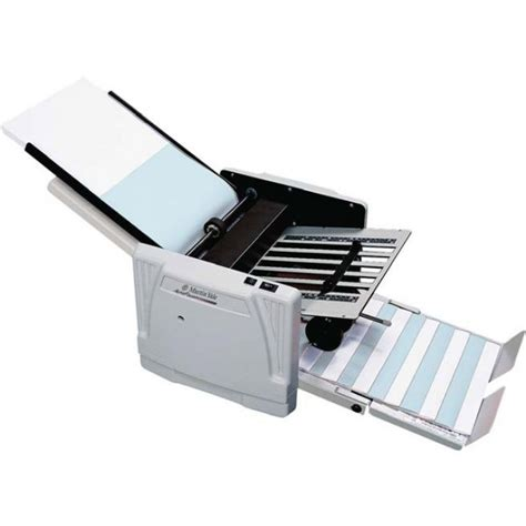 Cheap Paper Folding Machine - martin yale 1217a paper folder a classic machine