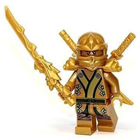 golden ninja film amazon com lego ninjago the gold ninja with 3 weapons