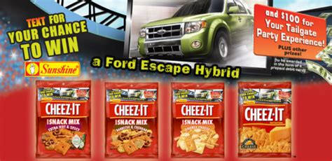 Costco Giveaway 2017 - ford escape costco giveaway