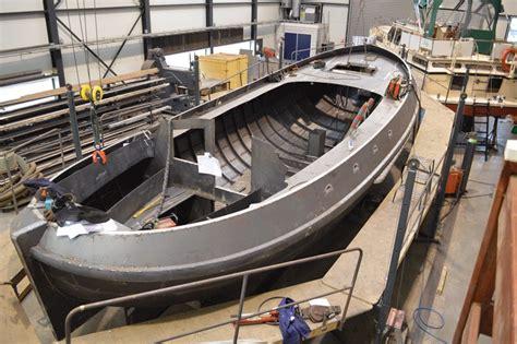 platbodem nieuwbouw jachtschilder lemsteraak 1225 jachschilder klassiek schip