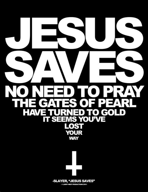 jesus saves no need to pray by luvataciousskull on deviantart