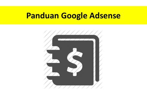 ebook tutorial google adsense panduan google adsense terbaru dan terlengkap