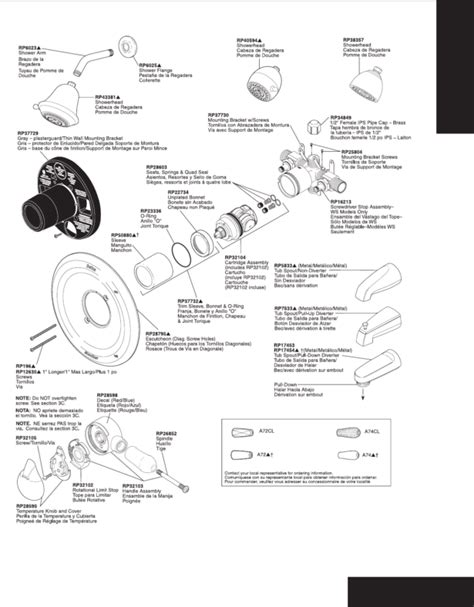 Delta Monitor 1700 Shower Faucet Repair by Ideas Delta Bathroom Faucet Parts Diagram Delta Bathroom