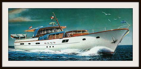 zeiljacht zwerver scheepswerf de vlijt caravelle 1961 1965 scheepswerf