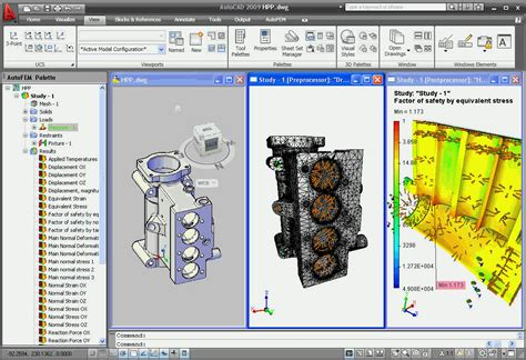 autocad 2007 tutorial for mechanical autofem analysis finite element analysis for autocad users