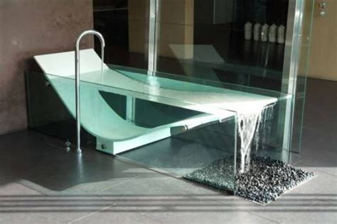 infinity bathtub le cob glass bathtub this is an unfussy tub with an