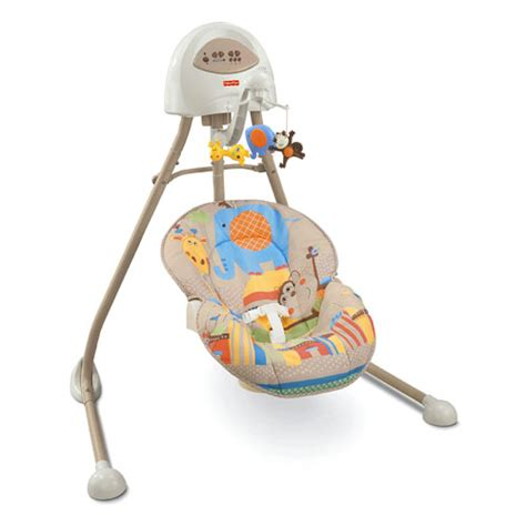 fisher price swing manual object moved