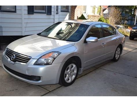 2009 Nissan Altima For Sale by 2009 Nissan Altima 2 5 Sl For Sale 7700 Richmond Hill